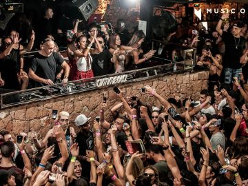 Music On: Marco Carola, Paco Osuna, Neverdogs and Hugo Bianco this Friday at Amnesia Ibiza