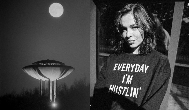 Nina Kraviz announced трип Rave at Most Trippiest Place ever!