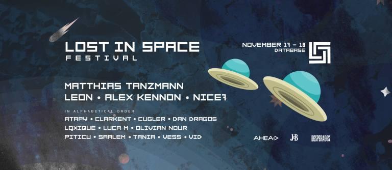 Matthias Tanzmann, LEON & Alex Kennon to play Lost In Space Festival