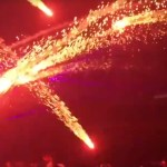 Fireworks Hits The Crowd At Transmission Fest (VIDEO)