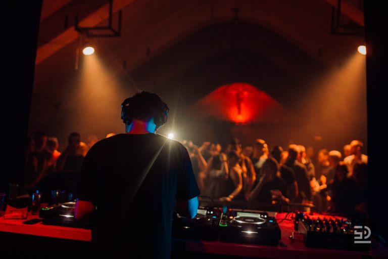 Review: SpectraDot w/ Ben Long at Drugstore, Belgrade