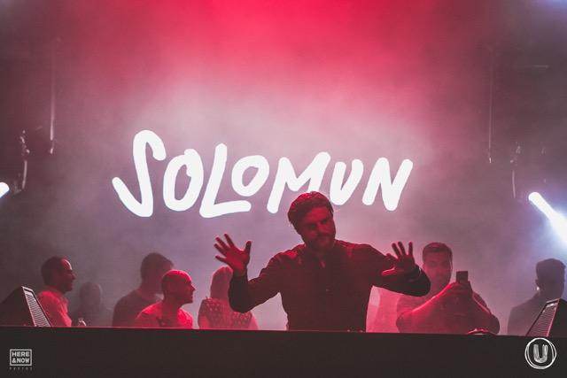 Solomun Announces a return to Brixton Academy