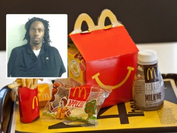 McDonald's Employee Fired For Putting His Mixtapes In Happy Meals