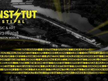 Win tickets for Instytut Festival