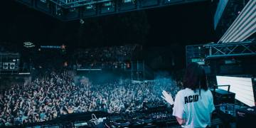 Watch Amelie Lens Set from Exit Festival in full