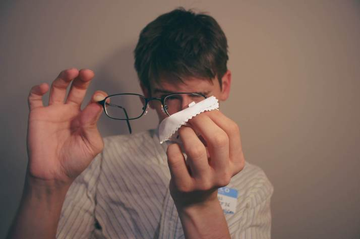how to remove spectacles permanently