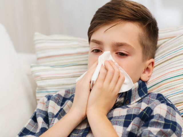 Whooping Cough Symptoms