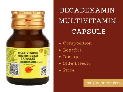 Becadexamin Multivitamin Capsule