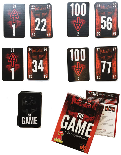exemple mise en place the game