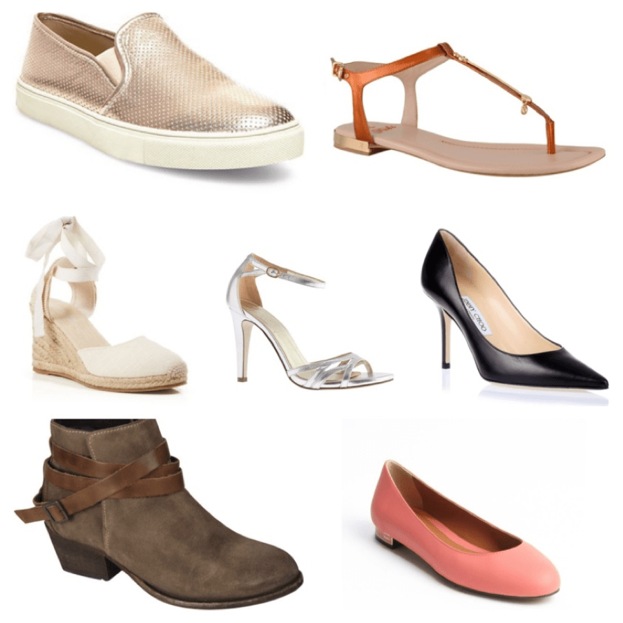 f5a0d8e466480 7 Shoe styles every woman must have in her closet | Only Two Feet