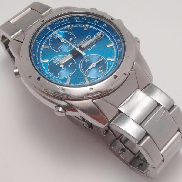 Seiko 7T32-6M00 Quartz Chronograph