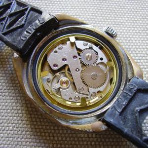 Vintage Primor Caliber FE 233-66 Racing Style Mechanical Wristwatch