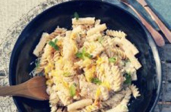 salade de pâtes ricotta menthe