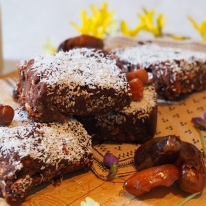 brownie cru vegan - raw food
