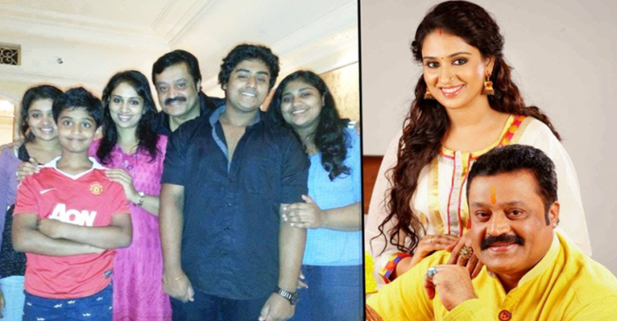 Suresh Gopi's son in isolation, actor urges everyone to stay indoors