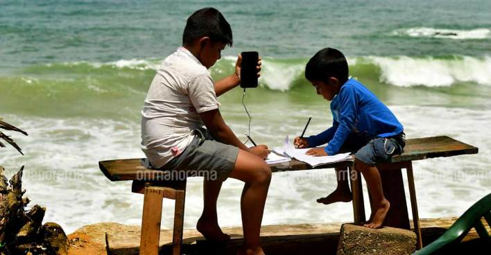 govt extends online class trial period by one more week to involve all kids   kerala news   manorama english