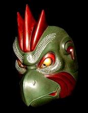 Karura - NOH Mask -- courtesty http://nohmask21.com/eu/karura.html