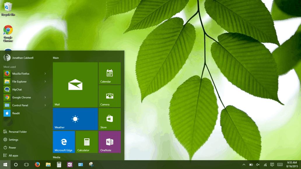 install windows 10 on windows 8.1
