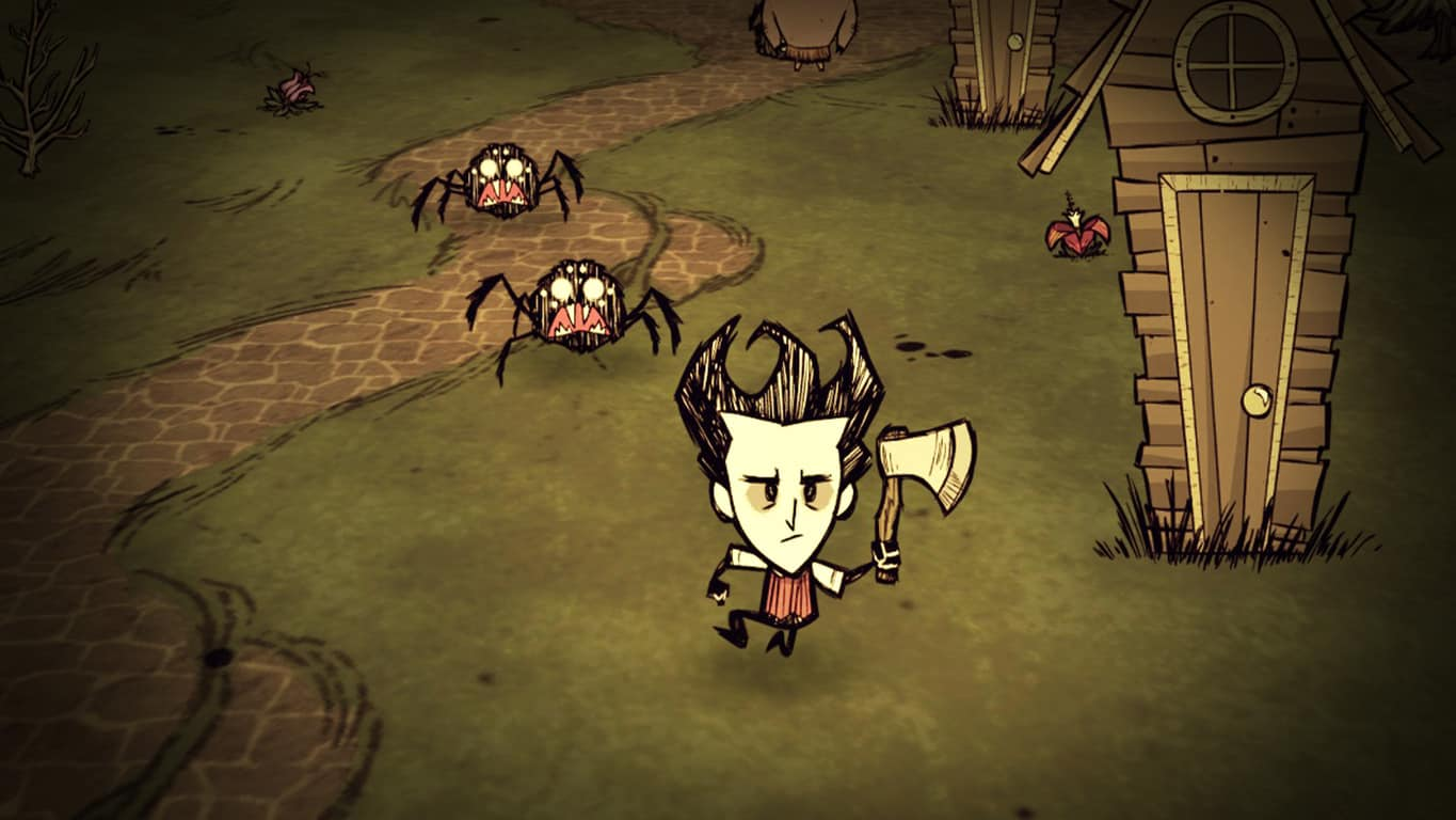 Don't Starve on Xbox One