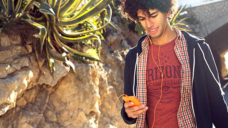 Orange Windows Phone