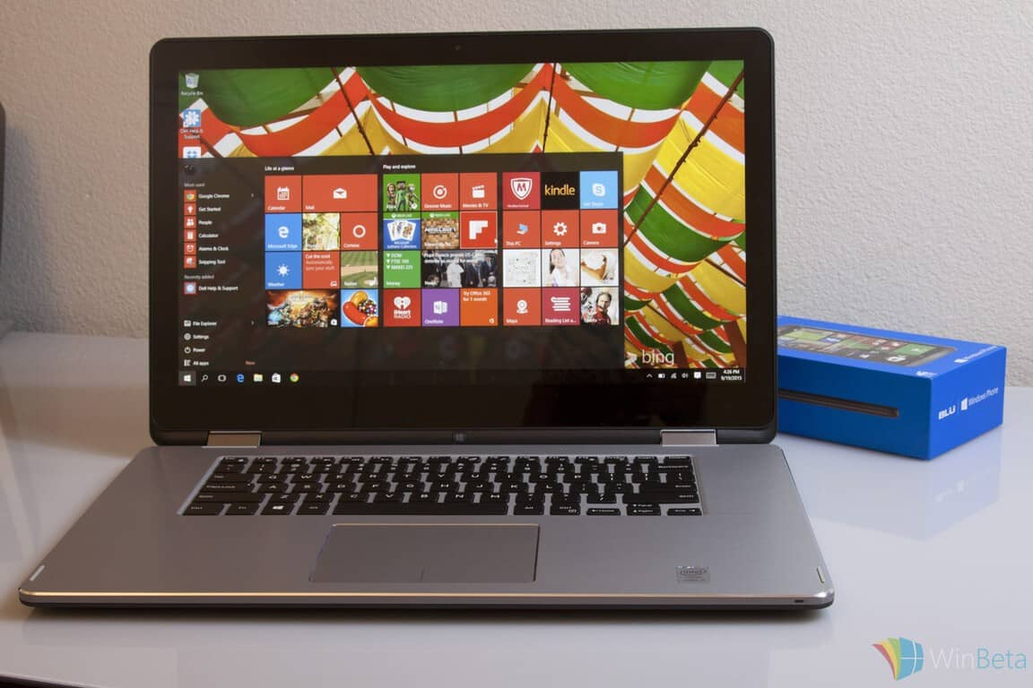 Dell Inspiron 15 7000 with Windows 10 review: power meets