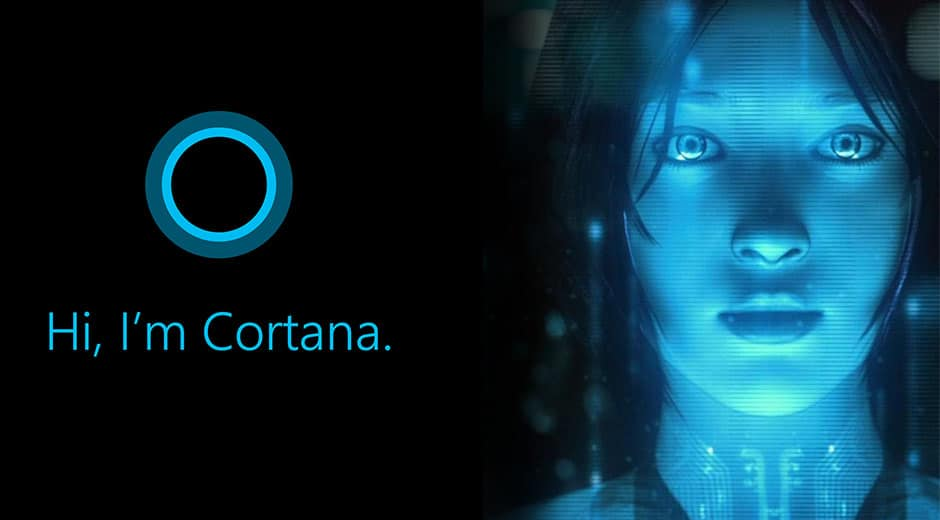 with windows 10 1803 cortana will search the web whether you want her to or not