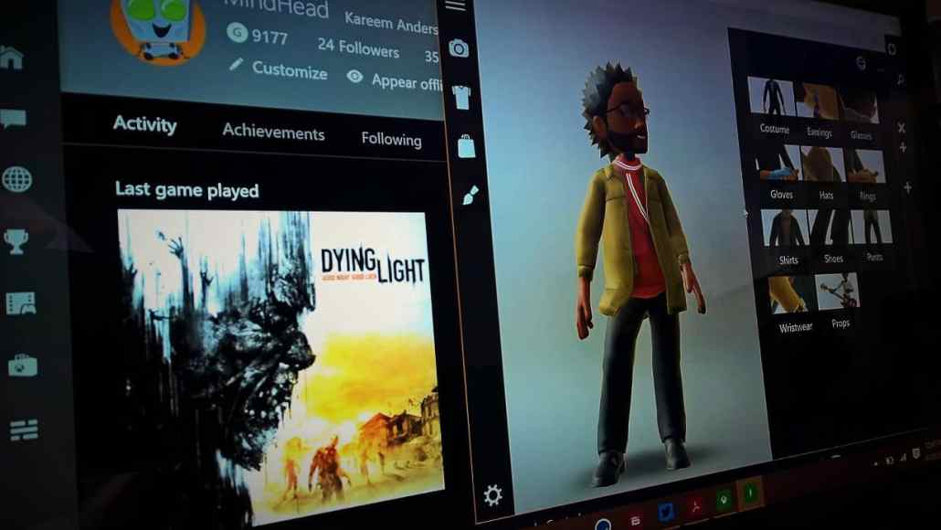 Xbox beta app for Windows 10 updated with Facebook friend