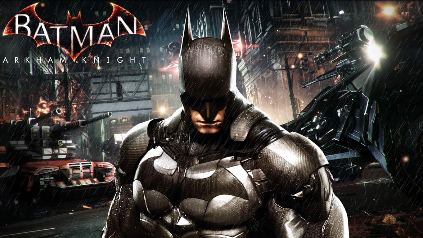 Batman: Arkham Knight on Xbox One