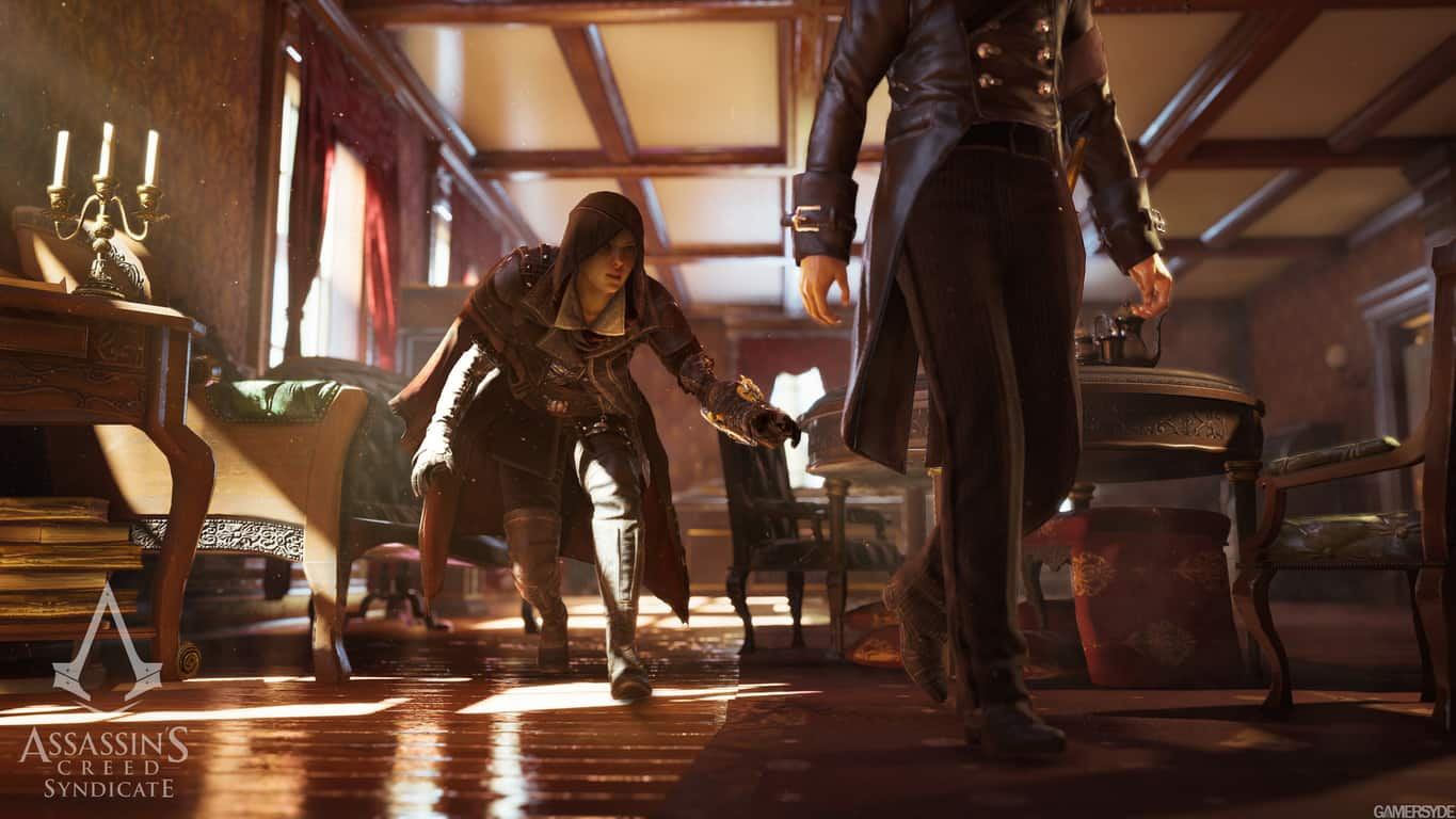 assassin's creed syndicate on xbox one