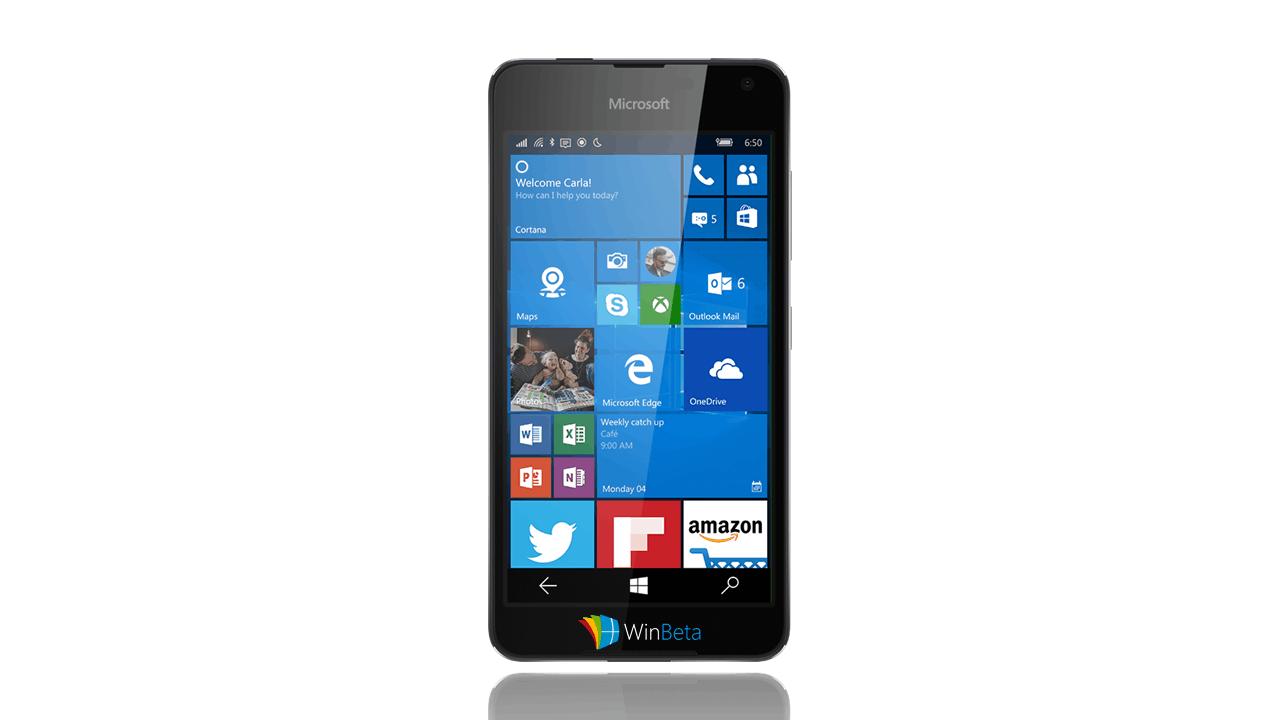 lumia650render