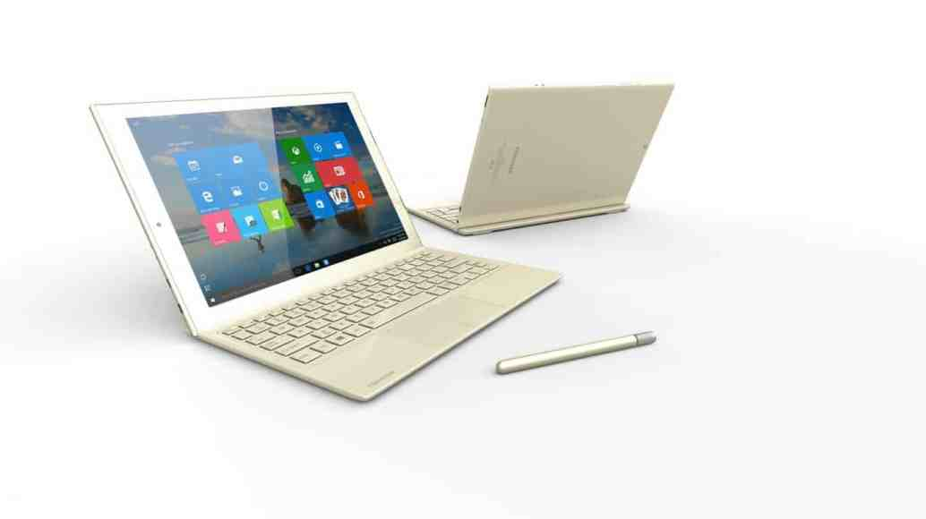 Toshiba introduces Windows 10-powered dynaPad tablet, comes