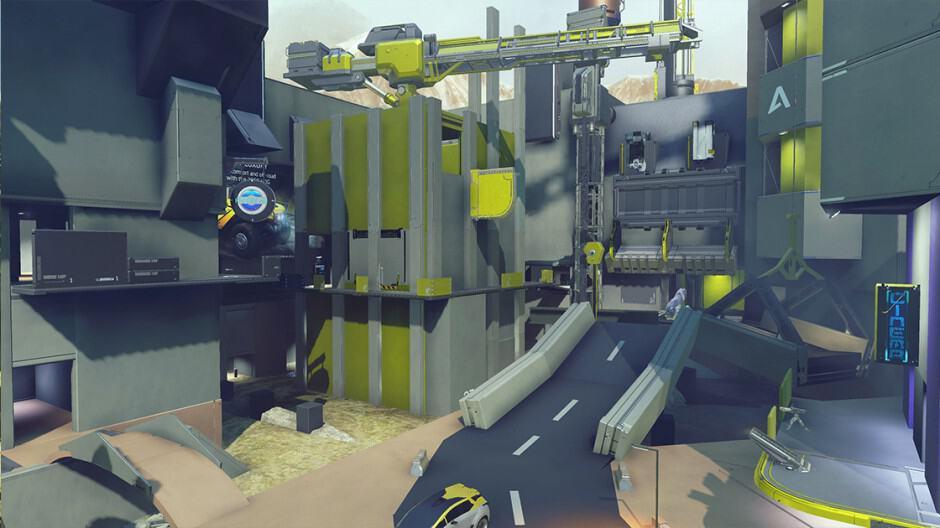 Halo 5 guillotine