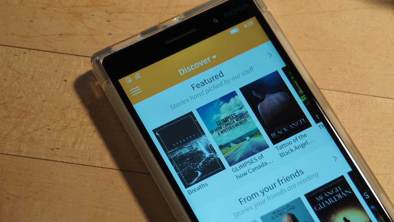 Wattpad Windows Phone App