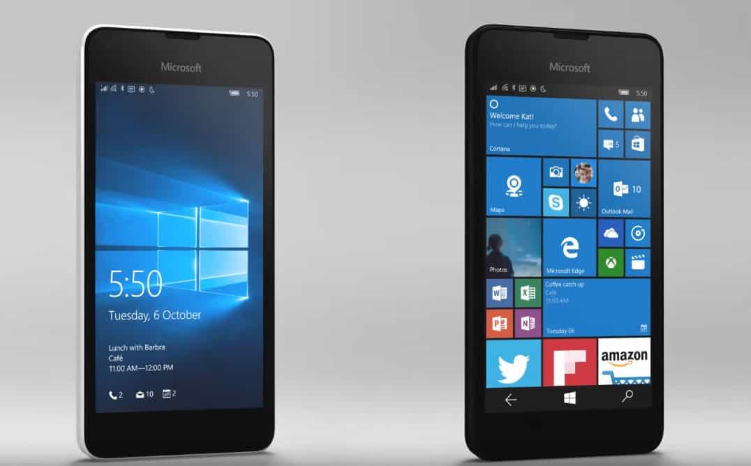 lumia550phone