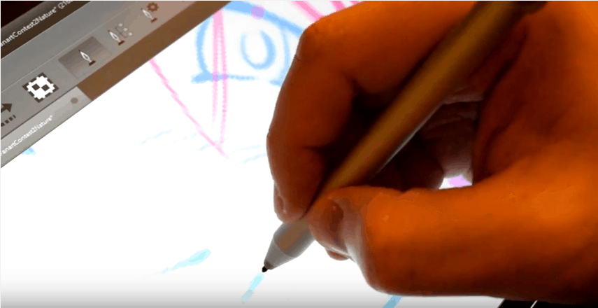 CES 2016: Wacom introduces Surface-Pen-like stylus for supported