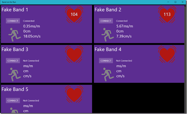 Band on the Run Fake Band