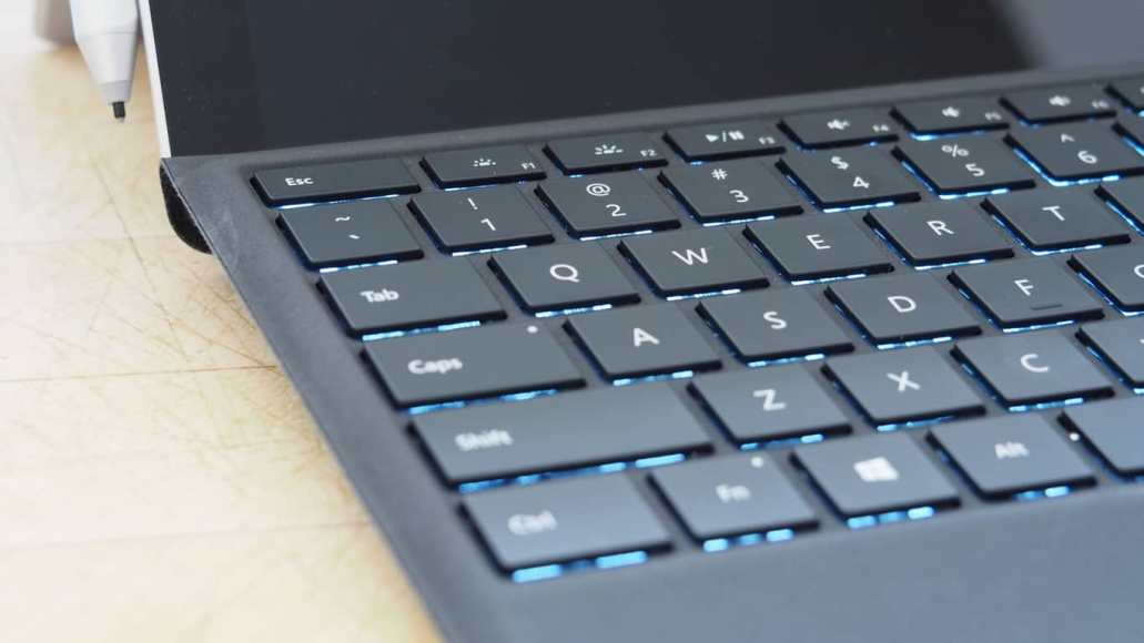 surface pro 3 reset touch screen