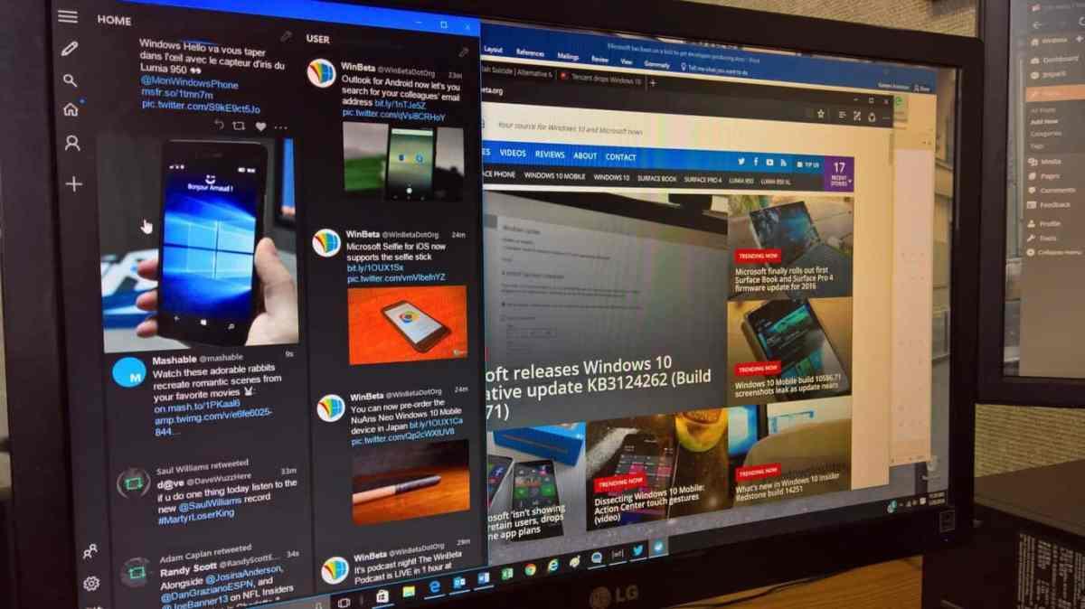 Tweeten app for Windows 10 offers modern look for fans of TweetDeck