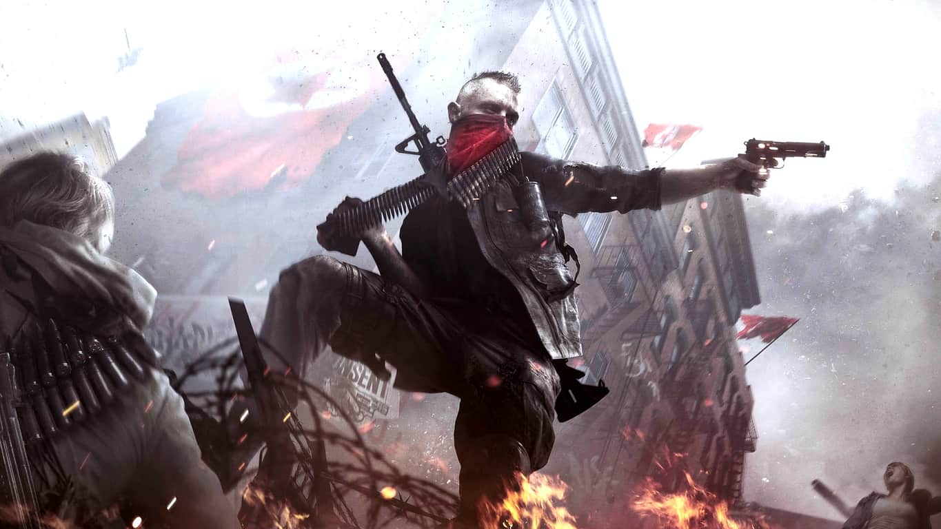 Homefront: The Revolution on Xbox One