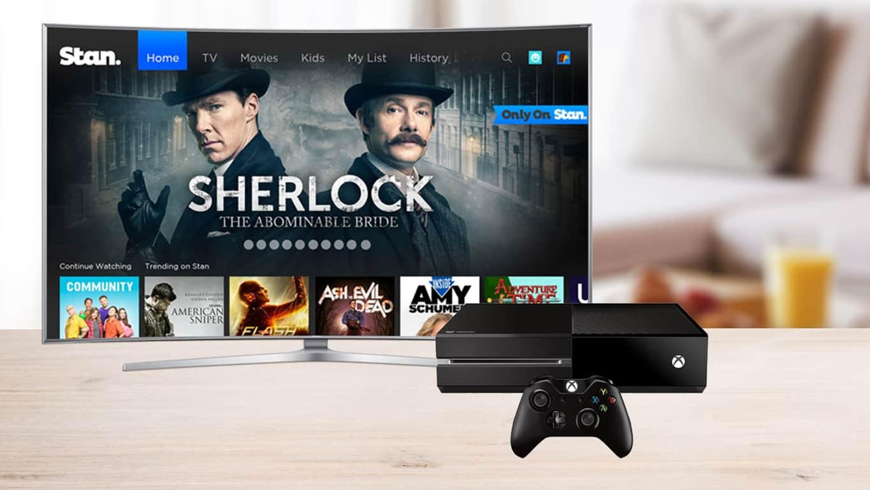 Stan app on Xbox One
