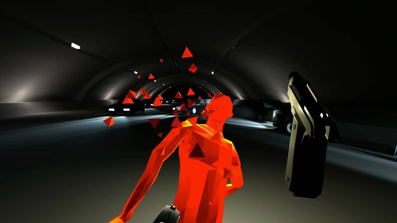 Superhot on Xbox One