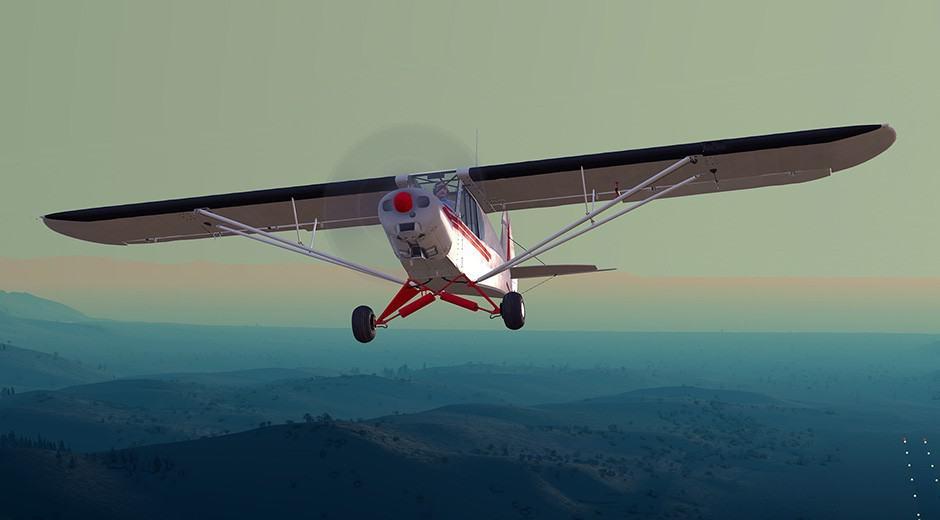 Dovetail Games Flight School and Flight Simulator will soon be on Windows 10 PC | On MSFT