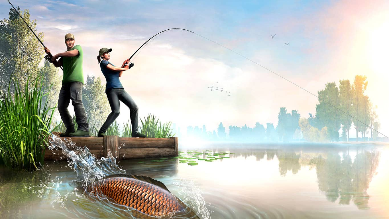 Euro Fishing on Xbox One