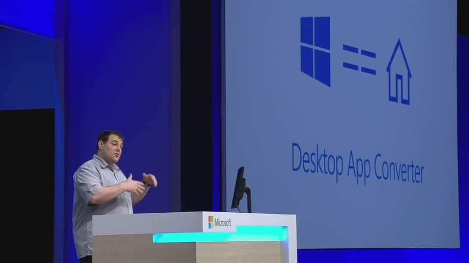 Microsoft's Channel 9 delves into the Desktop Bridge update with