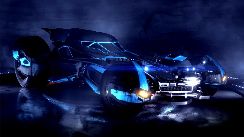 Rocket League for Xbox One gets Batmobile