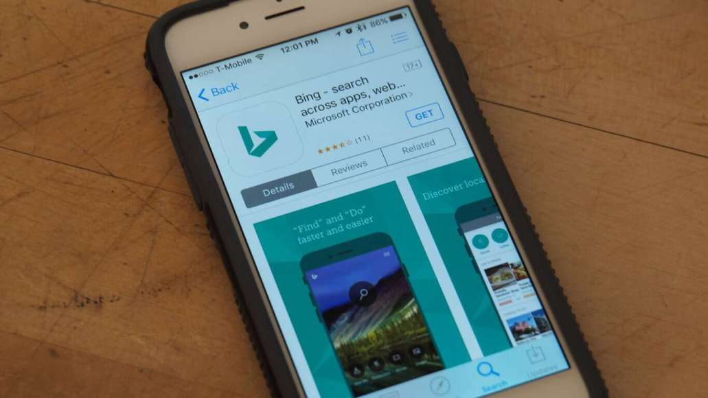 Bing App for iOS and Android adds open source AMP support for better