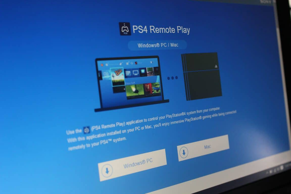 PS4 Remote Play now available for PC and Mac OnMSFT com