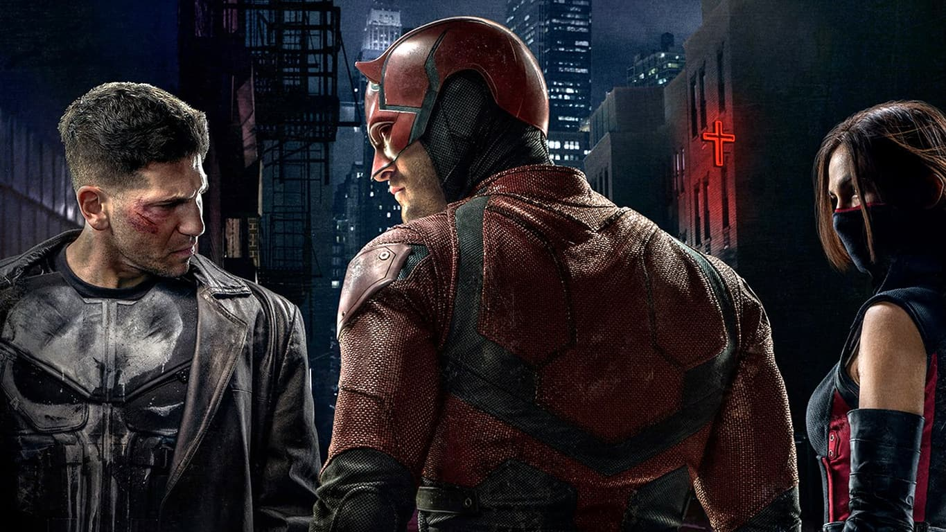 Marvel's Daredevil on Netflix and the Movies & TV app