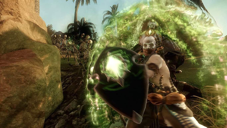 Lichdom: Battlemage on Xbox One