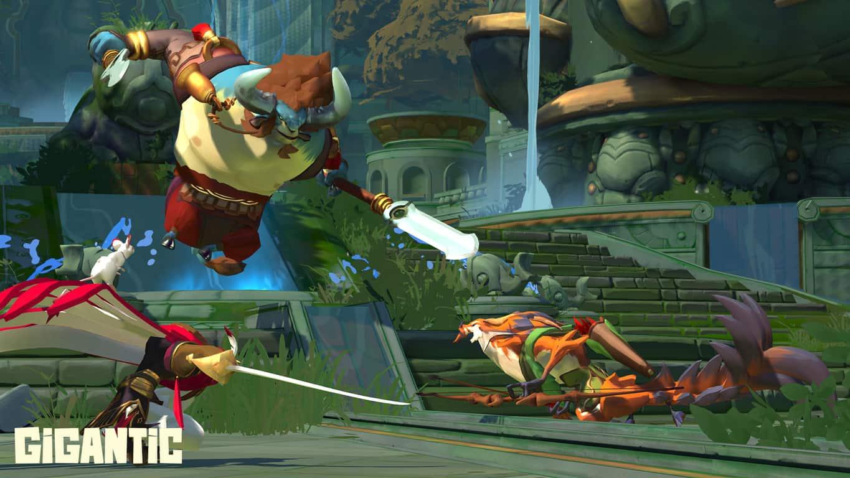 Gigantic on Xbox One